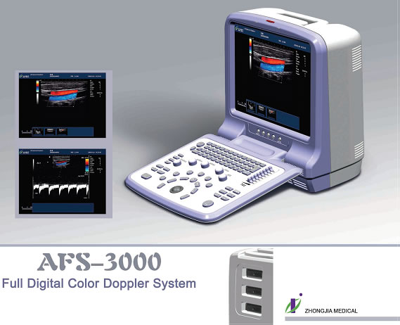 venta de ecografos doppler color portatil
